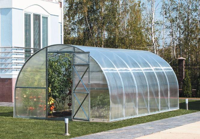 Šiltnamis Trioška, 24 m², 4 mm