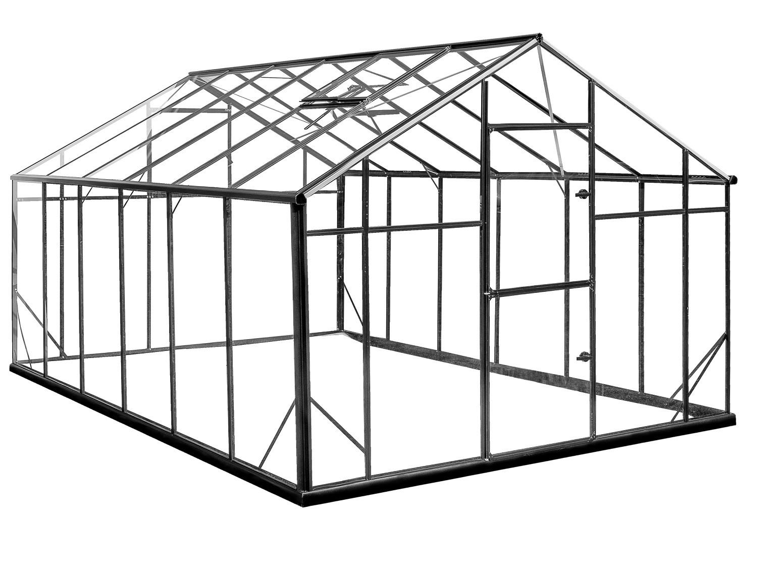 Šiltnamis Sanus Glass XL-9,...